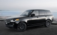 Hire A Range Rover Chauffeur Service In London