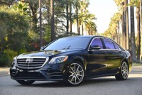 Ride In Luxury With Mercedes S Class Chauffeurs London